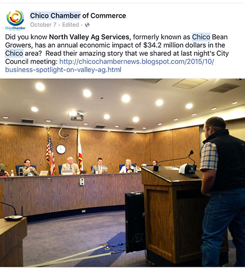 City Of Chico Council
